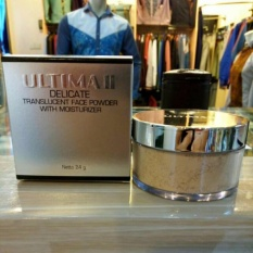 Diskon Produk Ultima Ii Delicate Translucent Face Powder 24G 005 Pink Shell