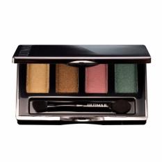 Review Terbaik Ultima Ii Eyeshadow Wonderwear Eye Posh Colour Quad Passionate
