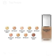 Beli Ultima Ii Wonderwear Liquid Foundation 04 Neutral Warm North Sumatra