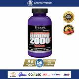 Perbandingan Harga Ultimate Nutrition Amino 2000 150 Tablet Di Dki Jakarta