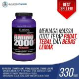 Harga Ultimate Nutrition Amino 2000 330 Tabs Merk Ultimate Nutrition