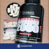 Beli Ultimate Nutrition Amino 2000 Eceran Repack 30 Tablet Pakai Kartu Kredit