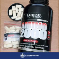 Harga Ultimate Nutrition Amino 2000 Eceran Repack 30 Tablet