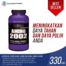 Harga Ultimate Nutrition Amino 2002 330 Tablet Murah