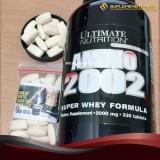 Situs Review Ultimate Nutrition Amino 2002 Eceran Repack 50 Tablets