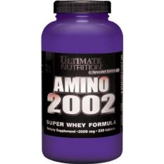 Harga Ultimate Nutrition Amino 2002 Eceran Repack 50 Tablets Yang Bagus