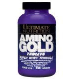 Review Tentang Ultimate Nutrition Amino Gold 250 Tabs