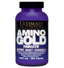Toko Ultimate Nutrition Amino Gold 250 Tabs Ultimate Nutrition
