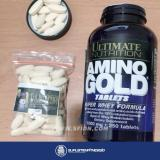 Jual Ultimate Nutrition Amino Gold Eceran Repack 30 Tablet Satu Set