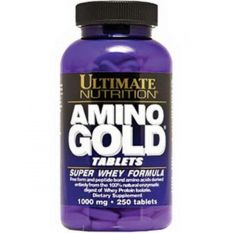 Harga Ultimate Nutrition Amino Gold Isi 250 Tablet Ultimate Nutrition Original