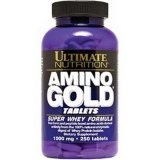 Review Ultimate Nutrition Amino Gold Isi 250 Tablet