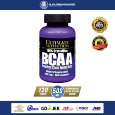 Jual Ultimate Nutrition Bcaa 500 Mg 120 Caps Ultimate Nutrition Murah