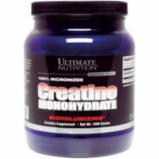 Harga Ultimate Nutrition Creatine Monohydrate 1000 Gram Ultimate Nutrition Terbaik