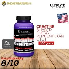 Miliki Segera Ultimate Nutrition Creatine Monohydrate 300 Gr