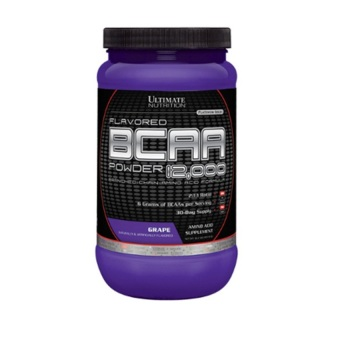 Ultimate Nutrition Flavored BCAA 12000 Grape - 475g