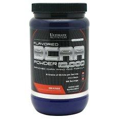 Beli Ultimate Nutrition Flavored Bcaa Powder Orange 475 G Online Murah