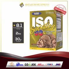 Jual Ultimate Nutrition Iso Sensation 93 2 Lbs Chocolate Ultimate Nutrition Original
