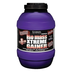 Ultimate Nutrition - Isomass Xtreme Gainer 10Lbs - Chocolate