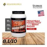 Spesifikasi Ultimate Nutrition Muscle Juice 2 25 Kg Strawberry Murah