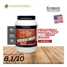 Jual Ultimate Nutrition Muscle Juice 2 25 Kg Strawberry Di Banten