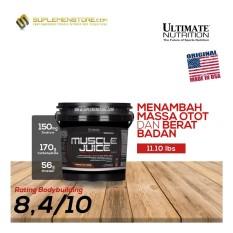 Ultimate Nutrition Muscle Juice Revolution 11.10 lb - Chocolate
