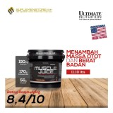 Promo Ultimate Nutrition Muscle Juice Revolution 11 10 Lb Vanilla Di Banten