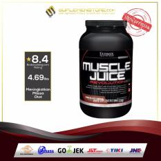 Ulasan Tentang Ultimate Nutrition Muscle Juice Revolution 4 69 Lb Coklat