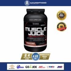 Spesifikasi Ultimate Nutrition Muscle Juice Revolution 4 69 Lb Vanila Paling Bagus