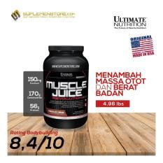 Ultimate Nutrition Muscle Juice Revolution 4.69 Lb - Vanilla