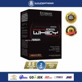 Ulasan Ultimate Nutrition Prostar 100 Whey 2 Lb Choco