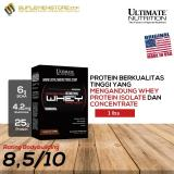 Jual Ultimate Nutrition Prostar 100 Whey Choco 450Gram Ultimate Nutrition