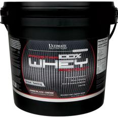 Ultimate Nutrition Prostar 100% Whey Protein 10 Lbs Chocolate Creme