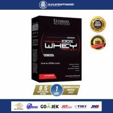 Spesifikasi Ultimate Nutrition Prostar 100 Whey Vanila 450Gram Baru