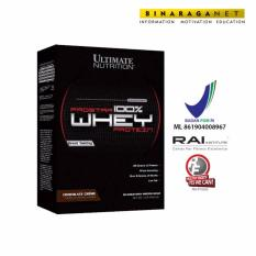 Jual Ultimate Nutrition Prostar Whey Protein 1Lbs Chocolate Lengkap