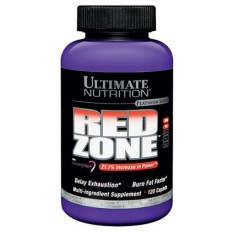 Toko Jual Ultimate Nutrition Red Zone 120 Kapsul