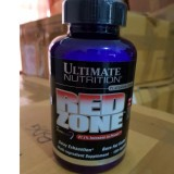 Ulasan Lengkap Ultimate Nutrition Red Zone 120 Kapsul