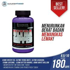 Toko Ultimate Nutrition Ultra Ripped Fast Acting Formula 180 Capsules Lengkap