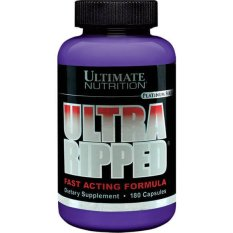 Toko Ultimate Nutrition Ultra Ripped Fast Acting Formula 180 Capsules Online Dki Jakarta