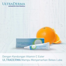 Situs Review Ultraderma Advance Scar Formula