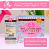 Harga Underarm Pure Underarm Cream By Jellys Thailand Dki Jakarta