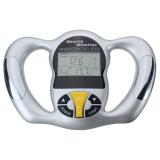 Harga Universal Alat Cek Kelangsingan Tubuh Bmi Fat Analyzer Monitor Gray Branded