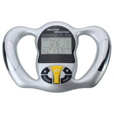 Review Universal Alat Cek Kelangsingan Tubuh Bmi Fat Analyzer Monitor Gray