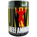 Harga Universal Nutrition 100 Beef Aminos 200 Tablet New