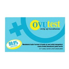 Universal Ovutest Test Strip Uji Kesuburan