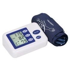 Spesifikasi Universal Pengukur Tekanan Darah Electronic Sphygmomanometer 6V With Voice Rak266 Yang Bagus Dan Murah