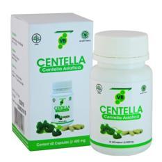 Jual Vitabrain Suplemen Vitamin Otak Centella 60 Kapsul Online Di Dki Jakarta