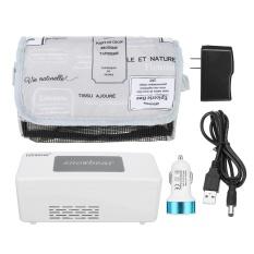 USB Portable Insulin Cooler Kotak Obat Suhu Konstan Kulkas 2-8 ℃-Intl