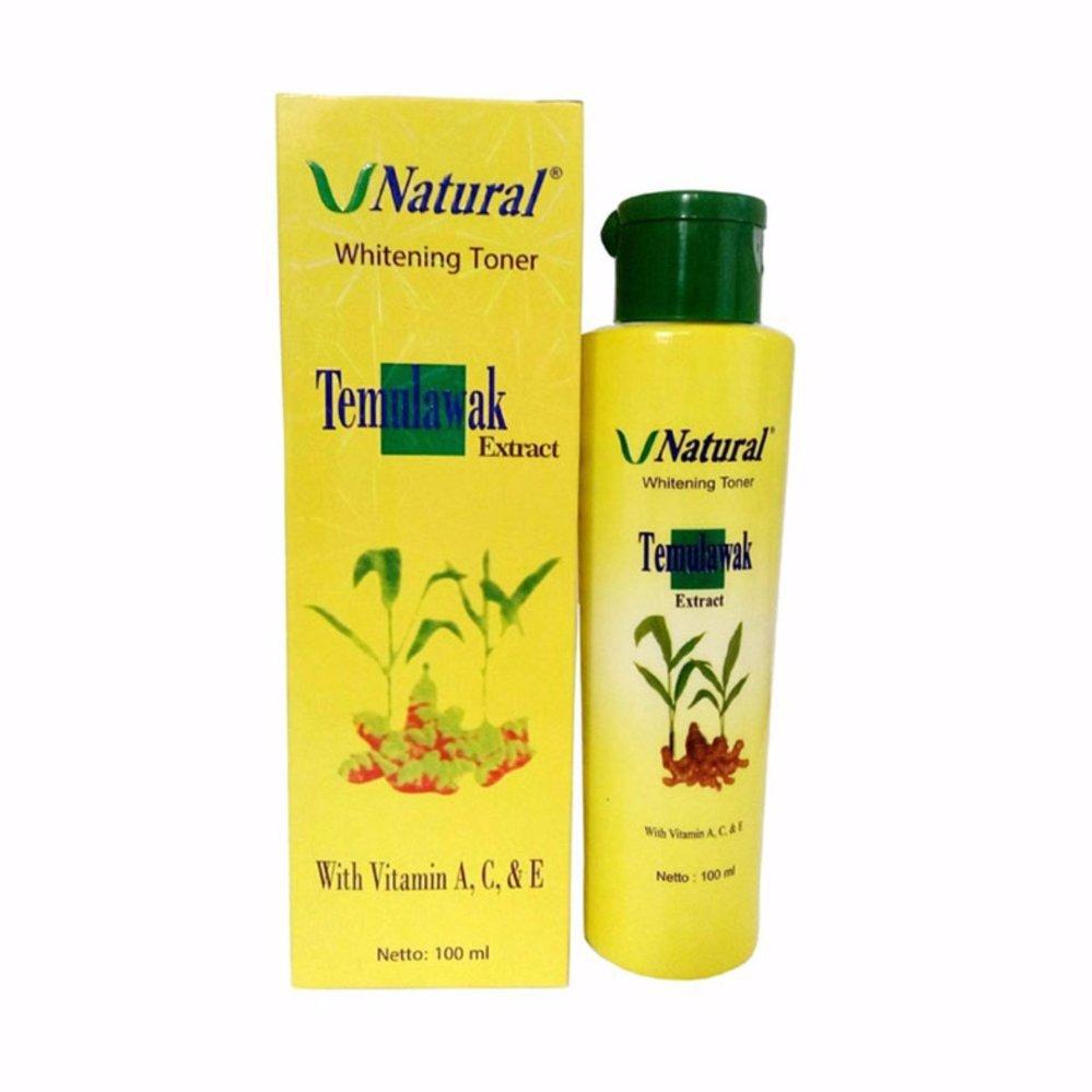 Harga preferensial Toner Temulawak V Natural Original BPOM beli sekarang - Hanya Rp26.425