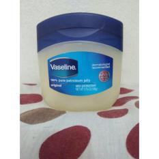 Obral Vaseline 100 Pure Petroleum Jelly 106G Murah
