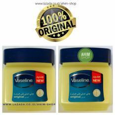 Toko Vaseline 2Pcs 60Ml Petroleum Jelly Asli Murni 100 Original Arab Segel Tiga Tahap Pemurnian Triple Purification Online Terpercaya